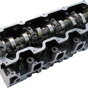 Culata completa para motores tipo 2LT (pase redondo)