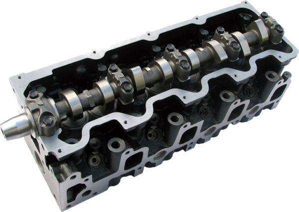 Culata limpia para motores tipo 2LT (pase redondo)