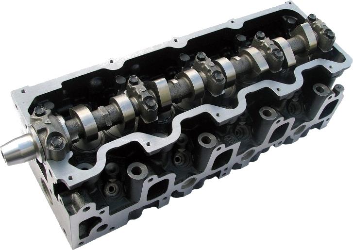 Culata completa para motores tipo 2L (antes del año 90 / 3 apoyos)