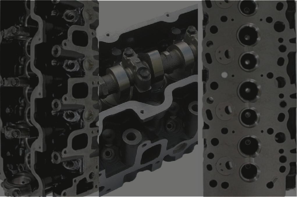 Motores y cajas de cambio Toyota