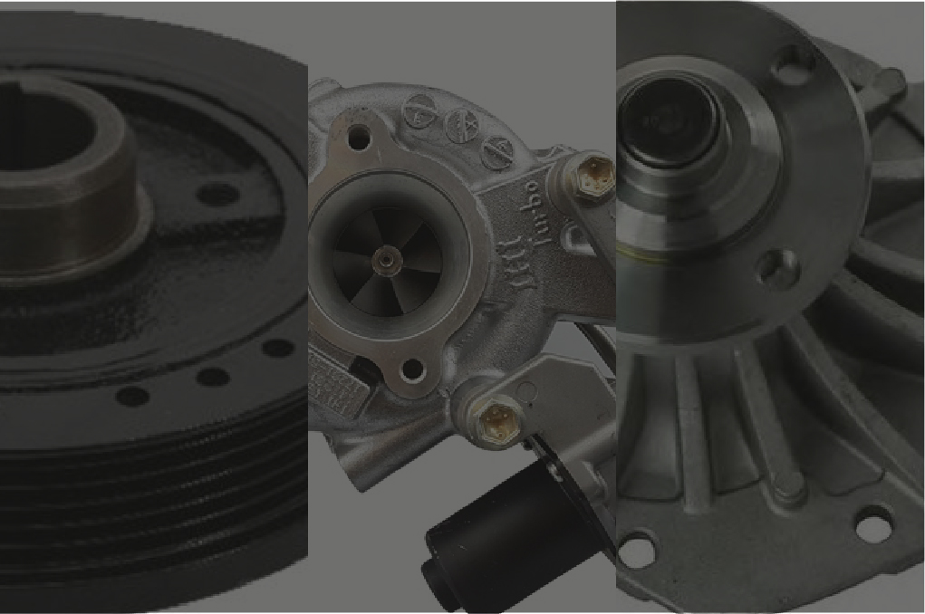 Partes del Motor Toyota