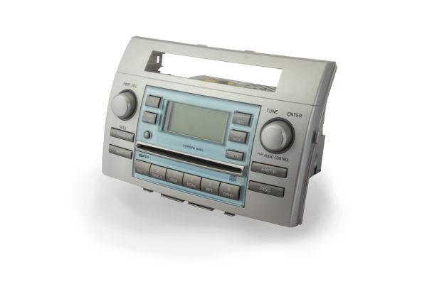 Radio Toyota Corolla Verso