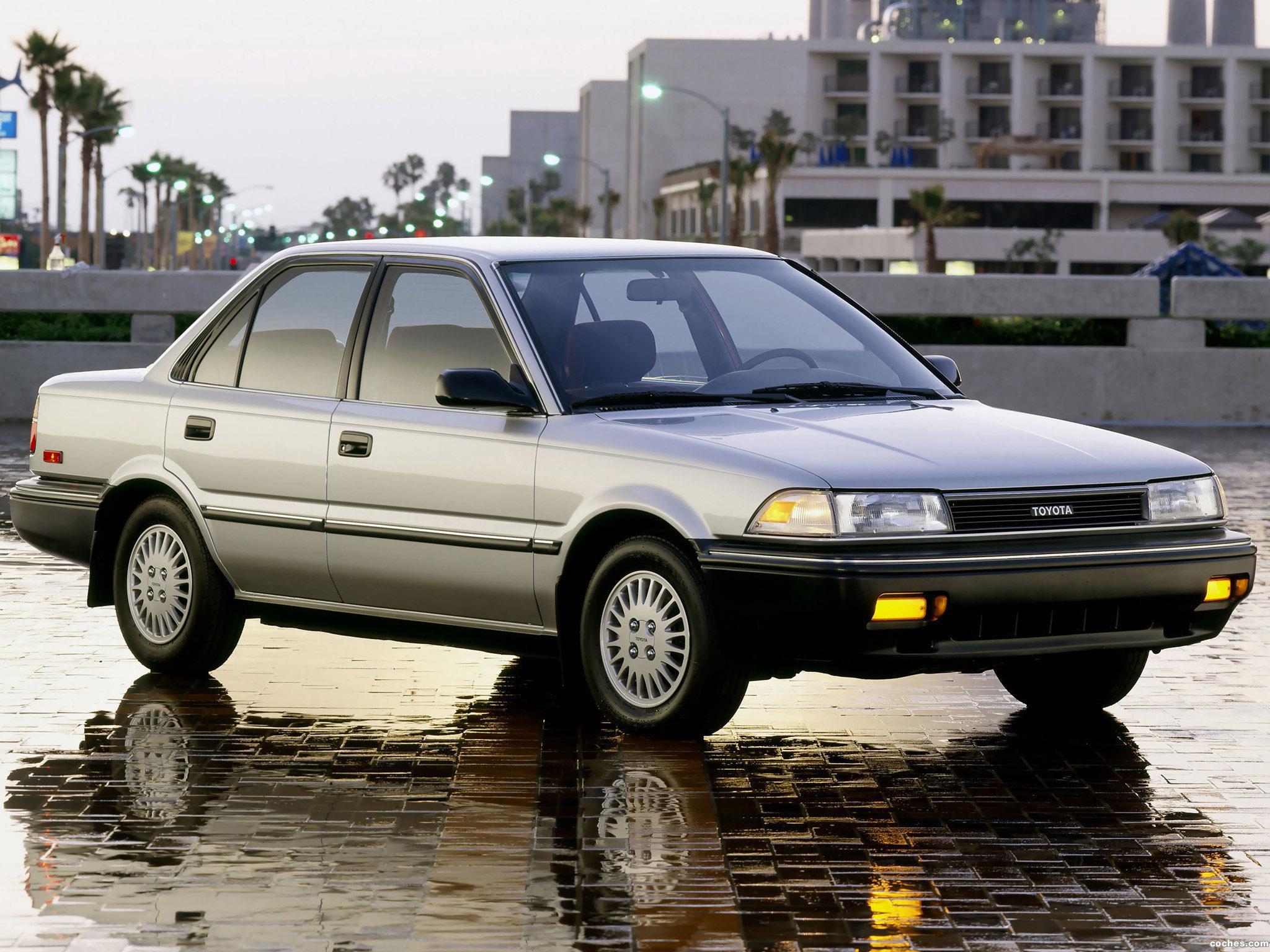 Historia del Toyota corolla gen 6