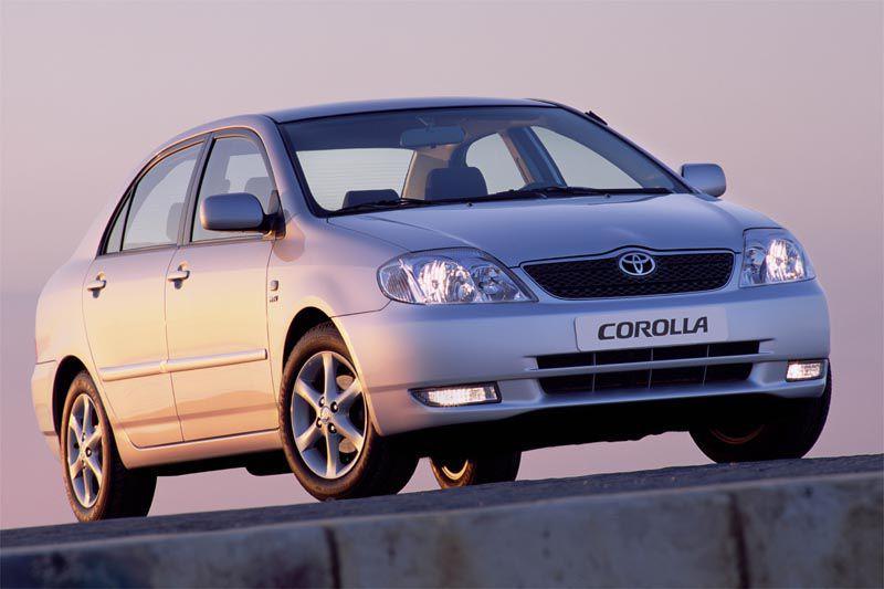 Historia del Toyota corolla gen 9
