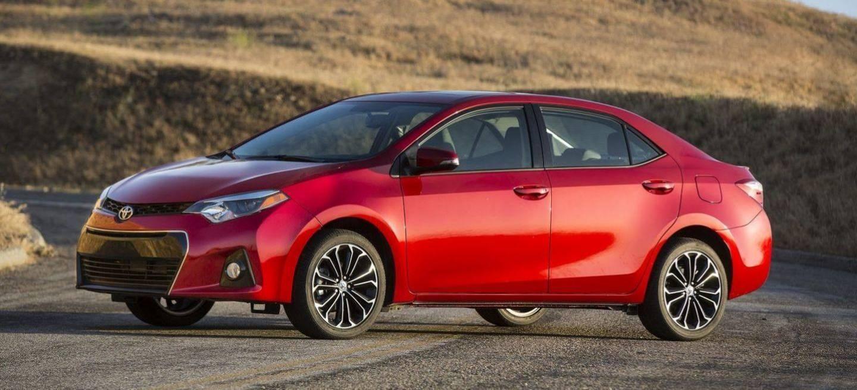 Historia del Toyota corolla gen 11