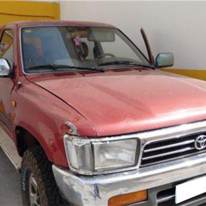 Despiece Toyota 4 Runner