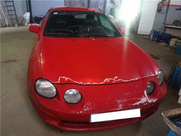 Despiece Toyota Celica