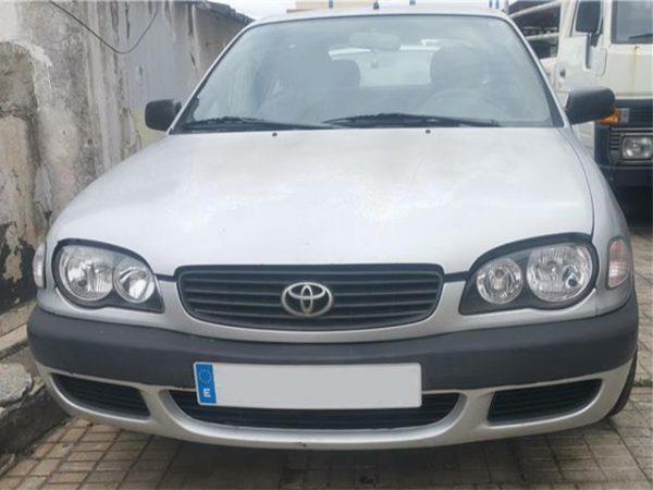 Despiece Toyota Corolla