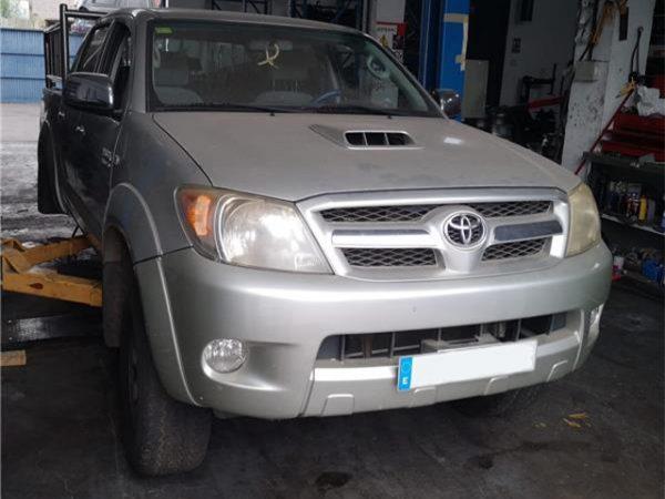 Despiece Toyota Hilux