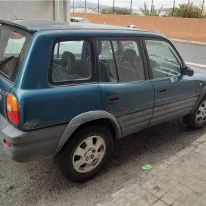 Despiece Toyota RAV 4