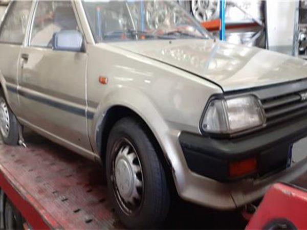 Despiece Toyota Starlet