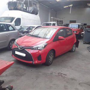Despiece Toyota Yaris