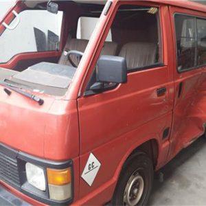 Despiece Toyota Hiace